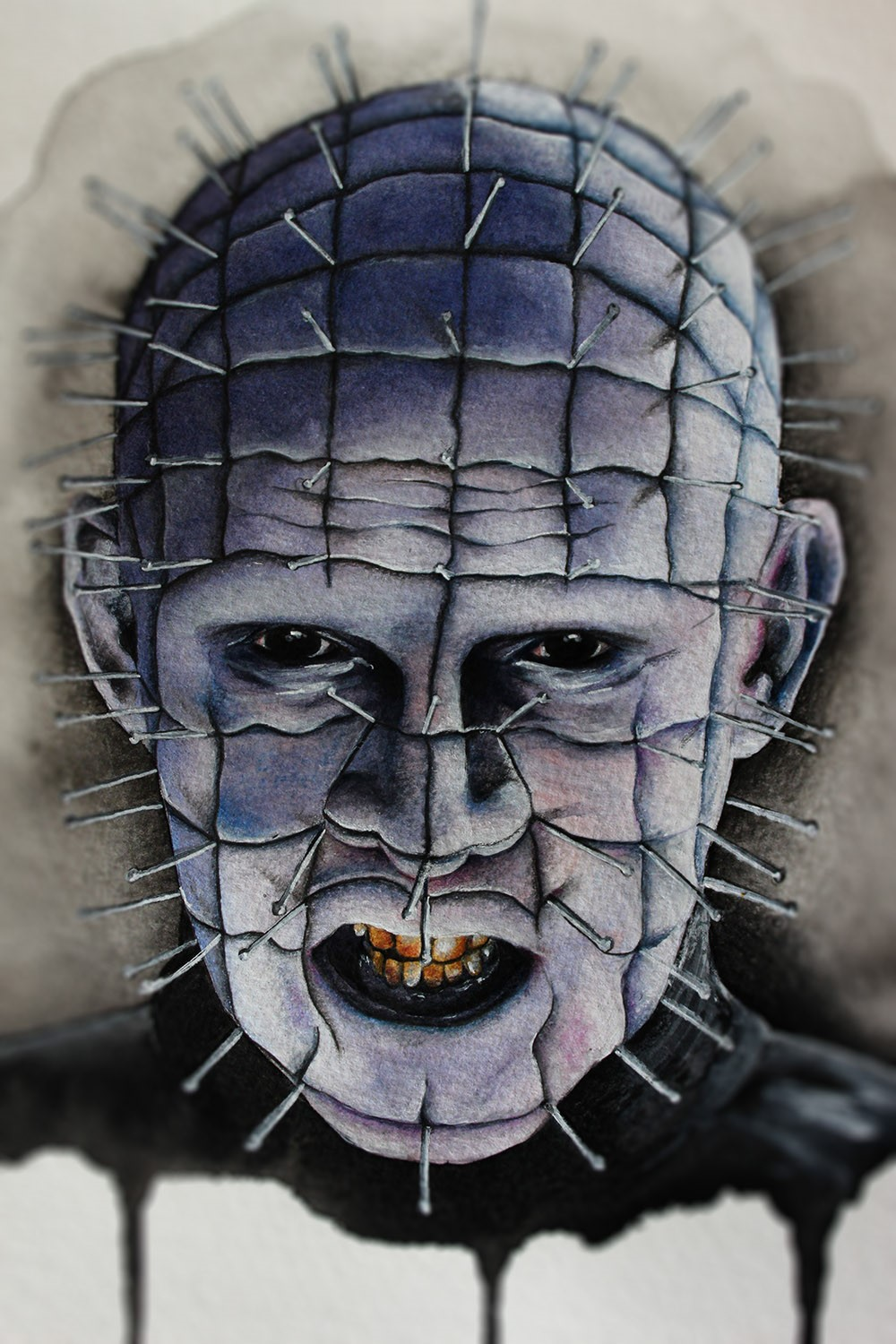 Fan Art - Pinhead Cenobite